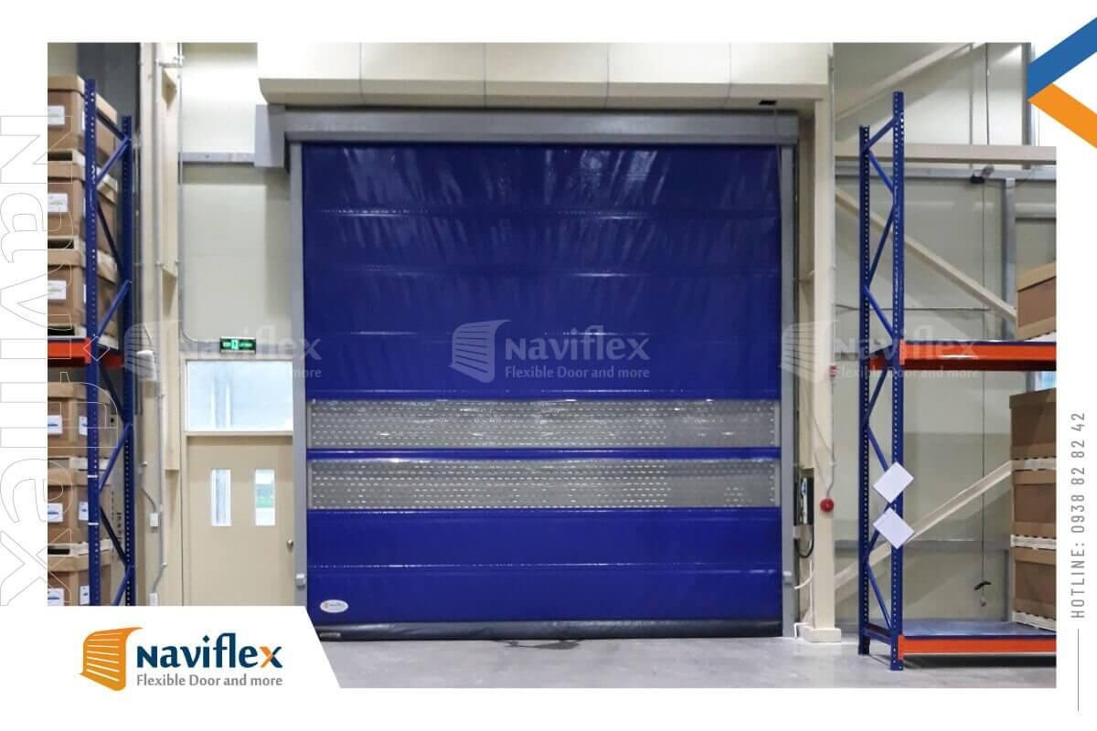 Cửa cuốn đóng mở nhanh Naviflex